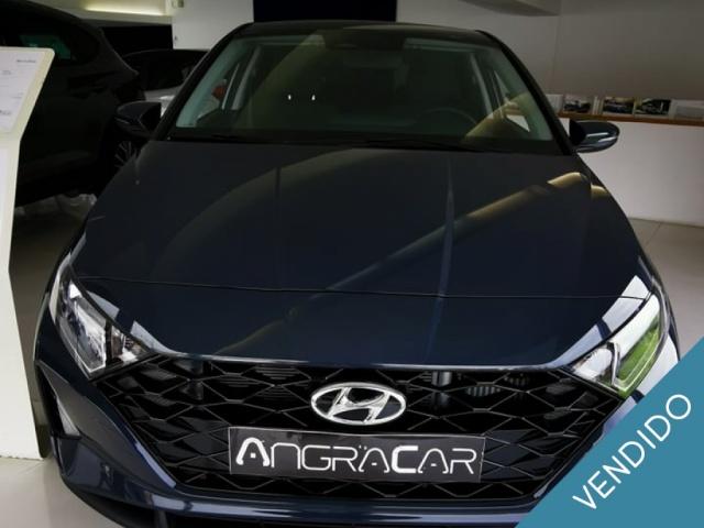 Hyundai 1.0 i20 T-GDi Style MY21(998 cc)