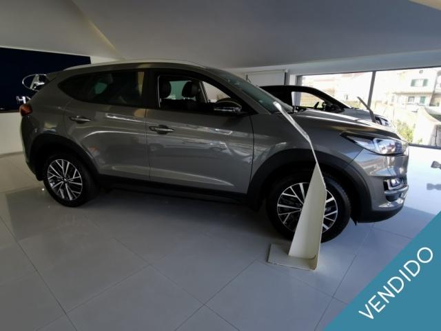 Hyundai Tucson 1.6 CRDi Hybrid MY19