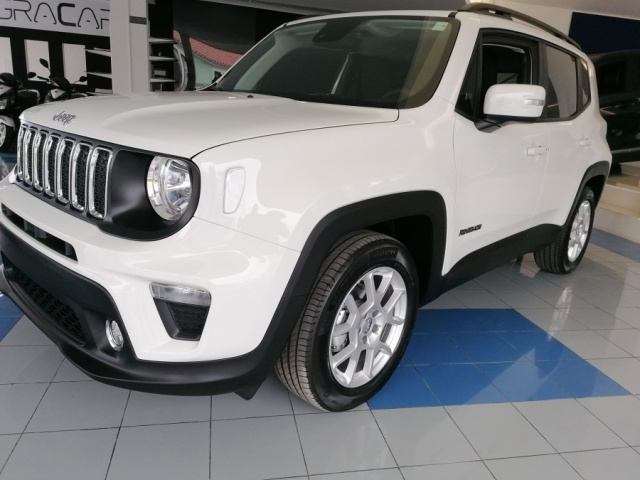 Jeep Renegade Longitude Antes 27.784€ Agora 26.500€