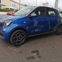 Smart FORFOUR 1.0 AUT